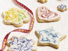 Mix-Easy Rolled Sugar Cookies Recipe from Betty Crocker