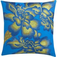 bright pillow, fresh for spring