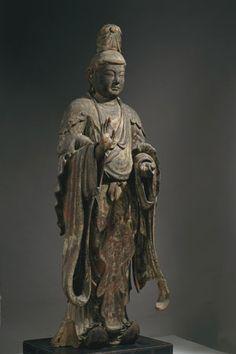 木造梵天立像(もくぞうぼんてんりゅうぞう) | 「国宝」「重要文化財」 | 文化財 | 法相宗大本山 興福寺