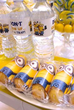 Minions Birthday Party Ideas | Photo 4 of 37