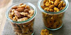 Snacknøtter – Berit Nordstrand