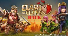 Clash of Clans (COC) Hack No Survey – No Human Verification