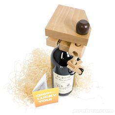 The Daddy Wine Puzzle Gift Pack