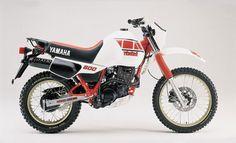 Yamaha Xt 600, Off Road Bikes, Dirt Bikes, Classic Japanese Cars, Enduro Motorcycle, Yamaha Motor, Dual Sport, Repair Manuals, Scrambler