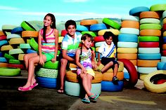 Max Fashion unveils its Summer Collection 2013!! With bright silhouettes and exotic fabric combinations for that fresh and fun environment!