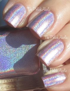 Urban Outfitters Pink Holo (1 mani) $7