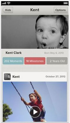 Notabli iOS app helps parents preserve all those great baby and kid memories. And it's free!