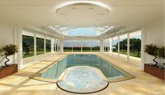 - Villa Mandarine, Cap d'Antibes -   #Stradivari #design #detail #swimmingpool