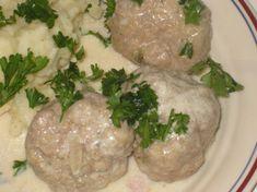 Konigsberger Klopse German Meatballs In Creamy Caper Sauce) Recipe - Food.com: Food.com