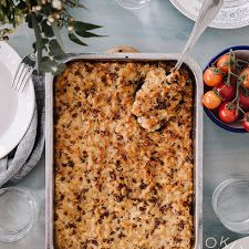 Patarummut sinihomejuustolla | Kokit ja Potit -ruokablogi Macaroni And Cheese, Curry, Vegetarian, Pasta, Dishes, Ethnic Recipes, Food, Mac And Cheese, Curries
