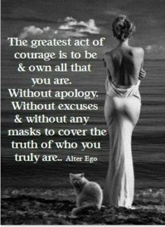 ♡♡♡♡ If you need a mask to be accepted by someone, you need to re-evaluate that relationship