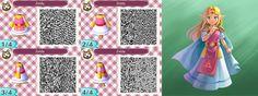 Animal Crossing New Leaf: Zelda (ALBW) by Nevasarini