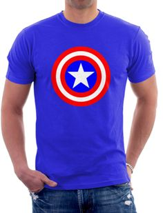 Capitan America — Color Animal