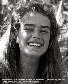 Brooke Shields Blue Lagoon | brunamuratori:Brooke Shields - The Blue Lagoon (1980) ♥
