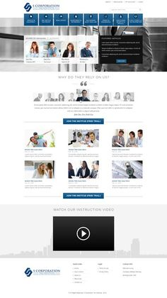 Home page for website designed for tax professionals by mel d' web carpenter