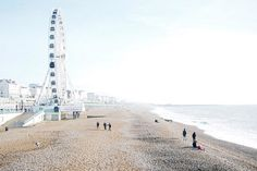 Brighton by What Katie Does, via Flickr