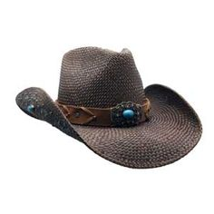 Amnesia Straw Cowboy Hat at The General Store in the Fort Worth Stockyards. cf60bacfc1a4