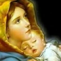 One of my biggest inspirations is Our Lady. She is the purest  most holy woman ever...