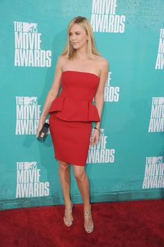 Charlize Theron Pictures at MTV Movie Awards
