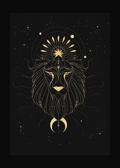 Leo Goddess – Cocorrina & Co Ltd Zodiac Art, Leo Zodiac, Moon Goddess, Goddess Art, Walpapers Cute, Art Zodiaque, Leo Star, Leo Tattoos, Zodiac Constellations