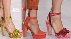 London Fashion Week Spring 2014 Shoes - ShoeRazzi @gtl_clothing #getthelook http://gtl.clothing