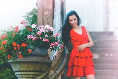 Portrait in the park – Alex Gurau Photo Art Studies, Female Portrait, Portraits, Park, Photography, Dresses, Women, Fashion, Vestidos