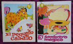 Vintage books / Libros coleccion La manzana de oro   Flickr - Photo Sharing!