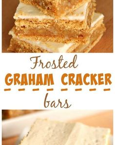 FROSTED GRAHAM CRACKER BARS  INGREDIENTS  14.4 ounce box graham crackers divided  1 cup butter melted  1 cup sugar  1/2 cup milk  1 egg beaten  1 1 /2 cups sweetened coconut  1 cup chopped nuts we used walnuts  1 cup graham cracker crumbs (from the box listed above)  Frosting  1/2 cup butter room temperature  2 tablespoons heavy cream or milk  1 3/4 cups powdered sugar more or less if needed  1 teaspoon vanilla  1/8 teaspoon almond extract  INSTRUCTIONS  Line a 9 x 13 inch pan with whole… Graham Cracker Crumbs, Graham Crackers, What To Make, Cream And Sugar, 1 Egg, Powdered Sugar, Frostings, Almond, Vanilla