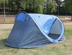 toparchery Lightweight 34 Person Camping Backpacking Tent With Carry Bag *** More info could be found at the image url.