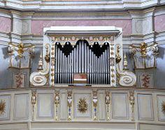 Organ in Mesenzana, Varese, Italy   #TuscanyAgriturismoGiratola