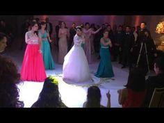 Dança dos Noivos e Padrinhos - Casamento Douglas e Sayuri - 11/06/16