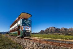 One lucky reader stands the chance of winning four tickets on the Franschhoek Wine Tram, plus a meal voucher at Cosecha Restaurant at Noble Hill.