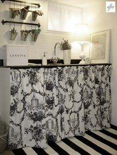 Laundry room / mud room solution.