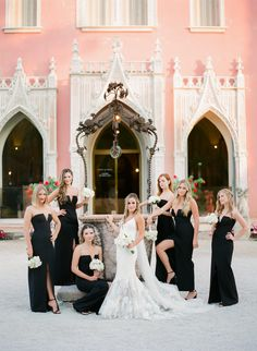 Fabulous wedding at Villa Ephrussi de Rothschild in French Riviera Groom Attire, Wedding Bridesmaid Dresses, French Riviera, Hair Makeup, Bridal, Chateaus, Weddings, Party Photos, Villas