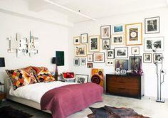 Love the multicolor frames
