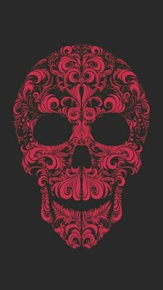 Pin de max carrera em cráneo skull art, skull e skull wallpa Skull Wallpaper, Wallpaper Backgrounds, Wallpapers, Gothic Wallpaper, Skull Illustration, Skull Artwork, Skeleton Art, Joker Art, Skulls And Roses