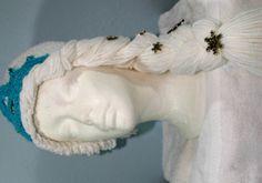 "#Crochet - Inspired by Disney's ""Frozen' winter princess hat (video two)"