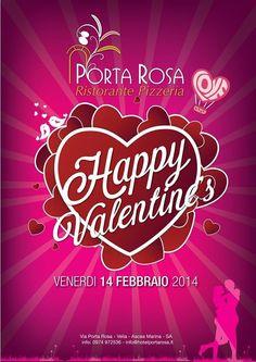 Ristorante Pizzeria PORTA ROSA nel Ascea Marina, Campania Hotel, Four Square, Neon Signs, News, Pink
