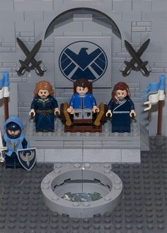 Game of the Thrones by LEGO