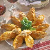 Lajos Mari konyhája - Gombás-sonkás sertésrolád Shrimp, Meat, Chicken, Food, Essen, Meals, Yemek, Eten, Cubs