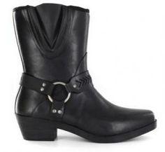 Dakota Short - black   Nice Shoes   Canada's Vegan Shoe Store   Vancouver BC