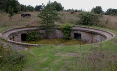 Discover Military Structures of Hiiumaa in Tahkuna, Estonia: Wars fought and wars won are remembered by these abandoned bunker ruins. Bunker Hill Monument, Baltic Region, Collections Of Objects, Places In Europe, Military History, Abandoned Places, Outdoor Structures, Landscape, World