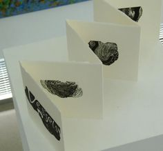 Ruth Oaks | 'Vessels', Artist's Book / Wood Engraving