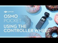 The Controller Wheel enables an advanced control experience with your Osmo Pocket. Pocket Camera, Being Used, Fitbit, Face, Youtube, Youtubers, Faces, Youtube Movies, Facial