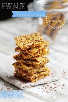 Ewalie gluten free knäckemix (GF,DF,V)Ewalie gluten free knäckemix (GF,DF,V) #glutenfree #recipe #dairyfree #endo #endometriosis #diet #vegan #spices
