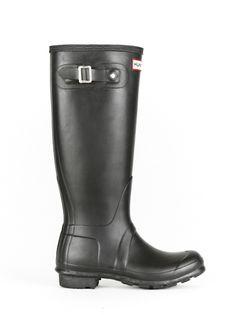 Tall Wellington Boot | Rubber Rain Boots | Hunter Boot Ltd