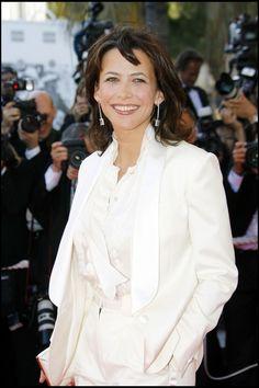 Sophie Marceau le 17 mai 2007 à Cannes