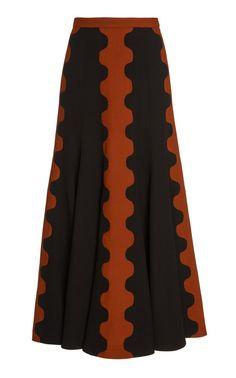 Ruhal Virgin Wool-Silk Maxi Skirt By Gabriela Hearst   Moda Operandi Gabriela Hearst, Pleated Skirt, Fashion Textiles, Slip On, Silk, Skirts, Fashion Design, Collection, Shopping
