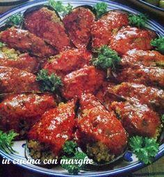 In Cucina con... Marghe! : Cozze ripiene della mamma