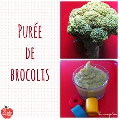 BB mange bio: Purée de brocolis